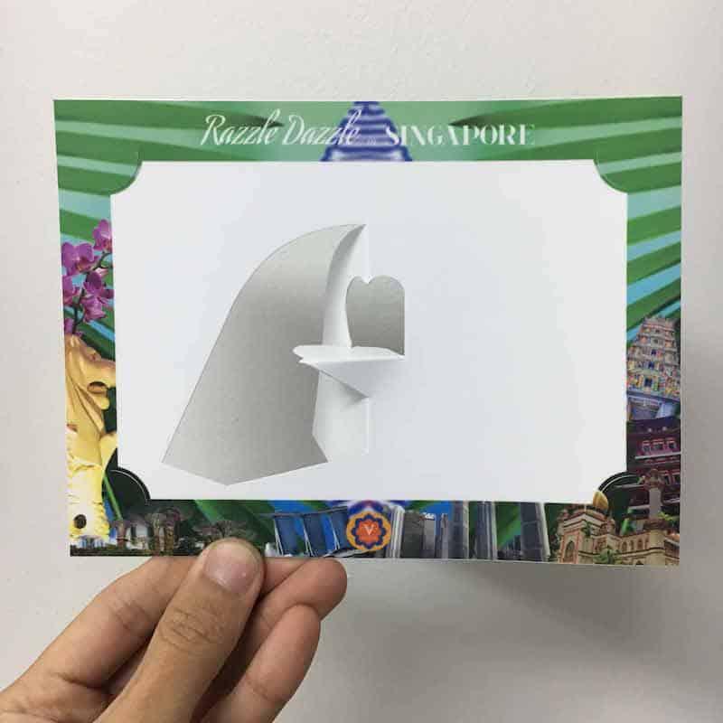 Customised Paper Photo Frames (4R) 1