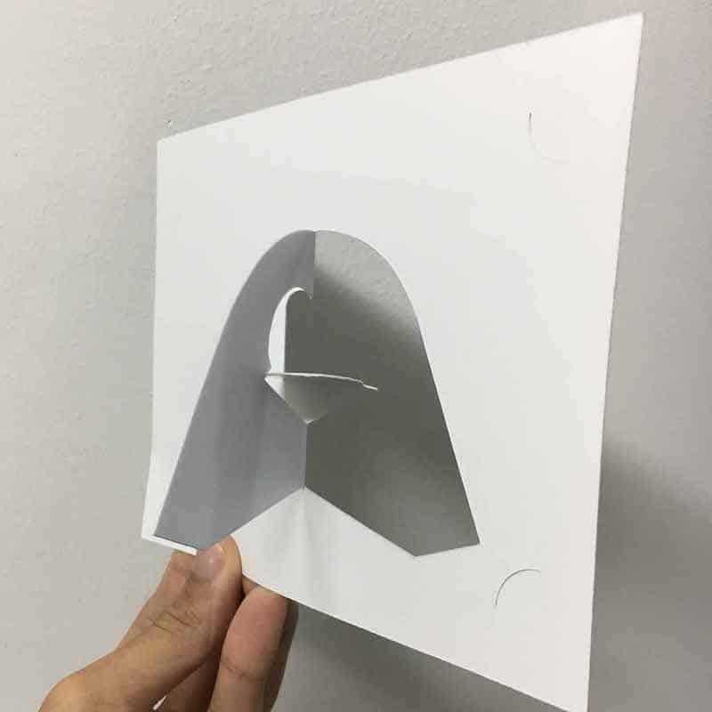 Customised Paper Photo Frames (4R) 3