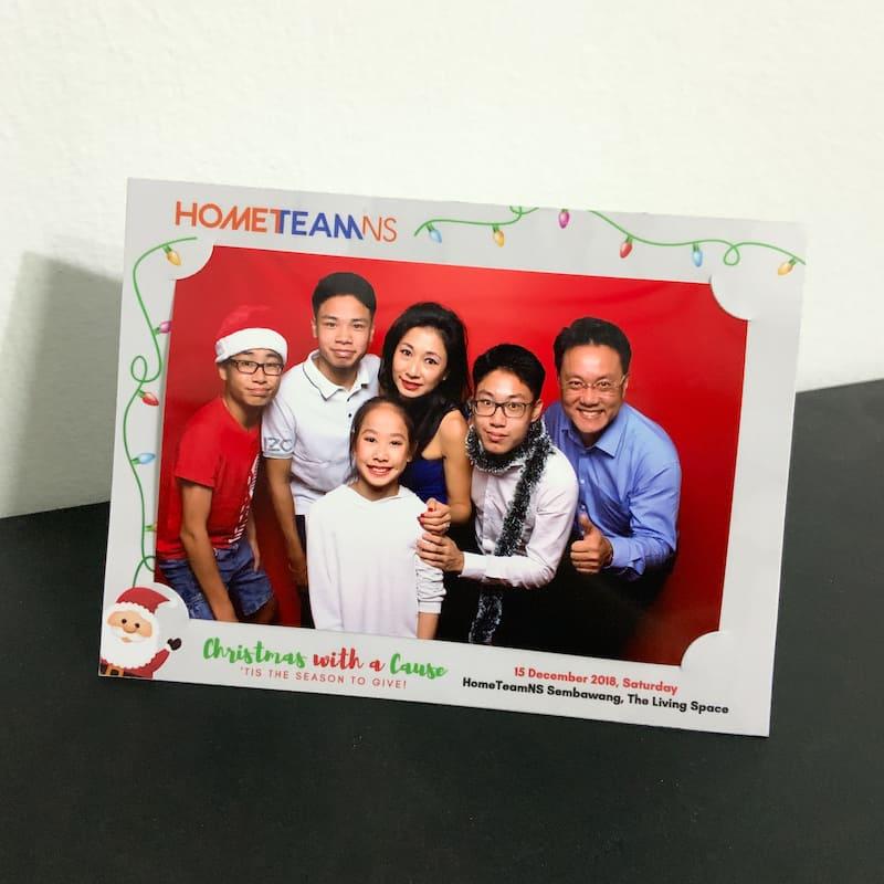 Customised Paper Photo Frames (4R) 7