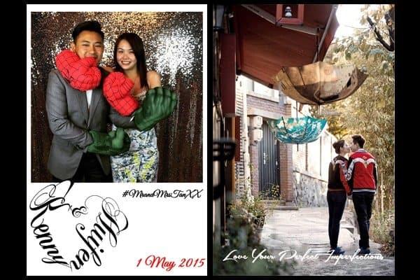 Wedding Hashtag Printing 2