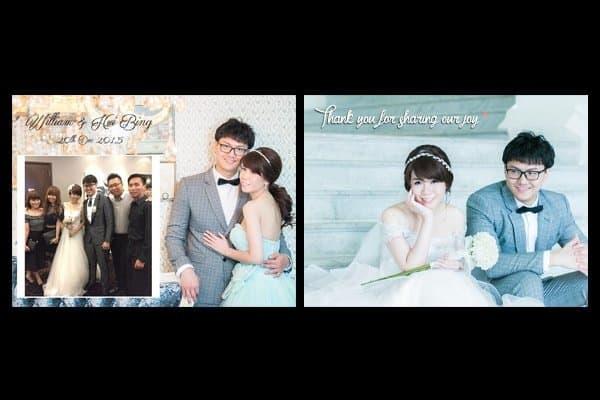 Wedding Hashtag Printing 3