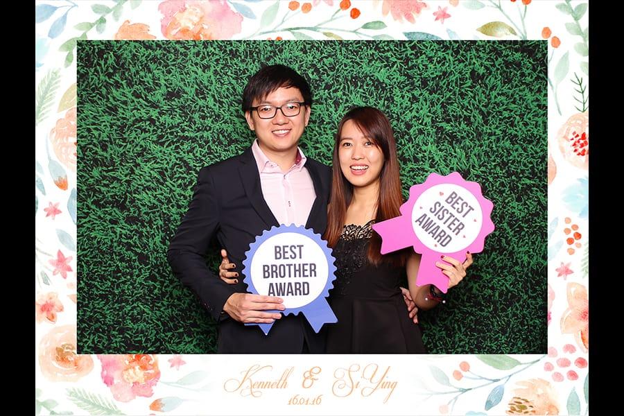 Floral Design 2 Budget Wedding Photobooth 3