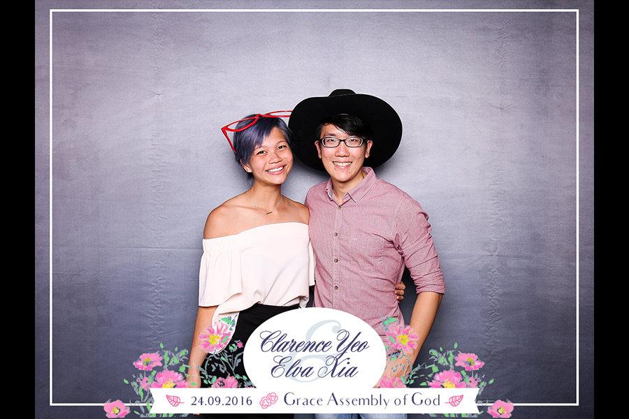 Floral Design 3 Budget Wedding Photobooth 1