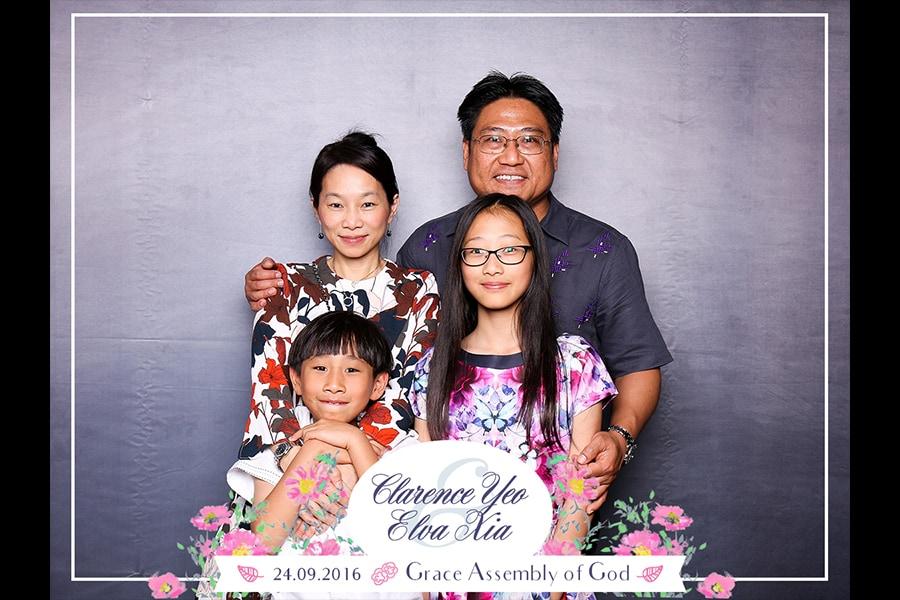 Floral Design 3 Budget Wedding Photobooth 2