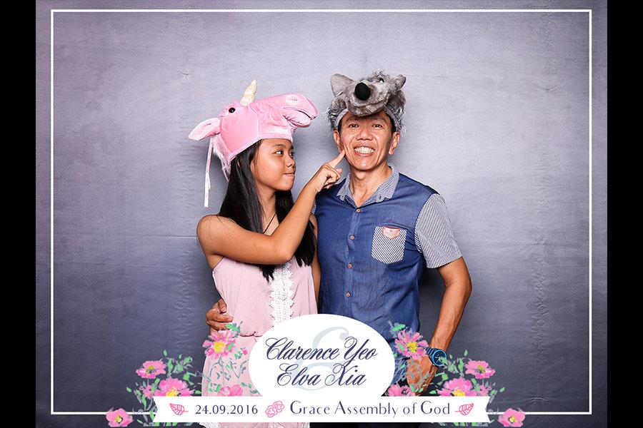 Floral Design 3 Budget Wedding Photobooth 3