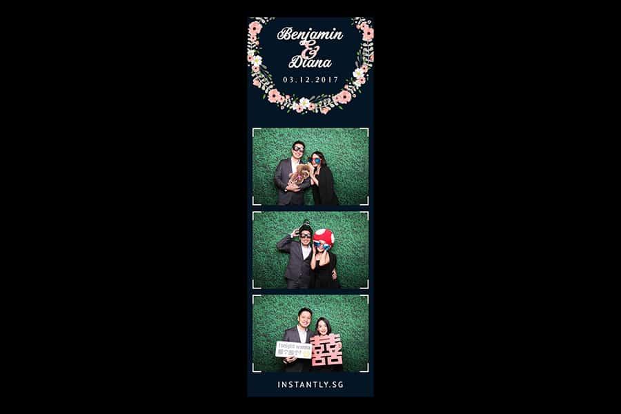Floral Design 20 Budget Printout Design Wedding Photo Booth 2