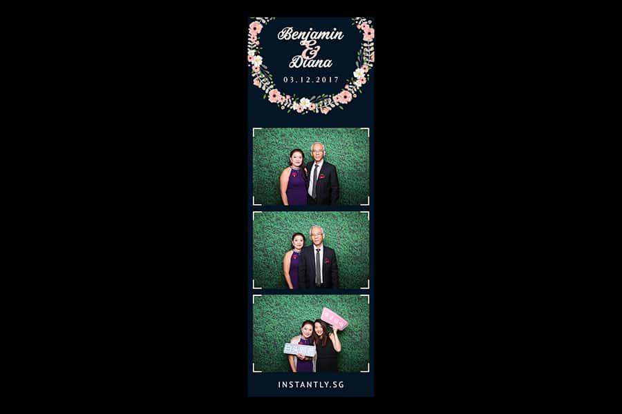 Floral Design 20 Budget Printout Design Wedding Photo Booth 3