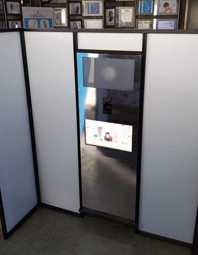 Full Branding Enclosure Photo Booth 1